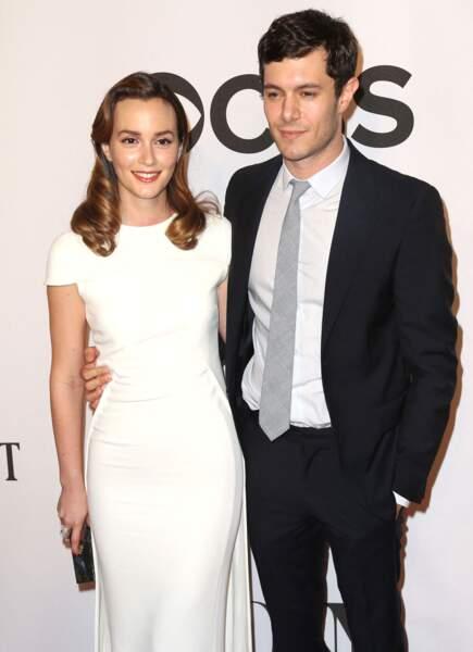 Leighton Meester et Adam Brody se sont mariés à la Saint Valentin de 2014, dans la plus grande discrétion.