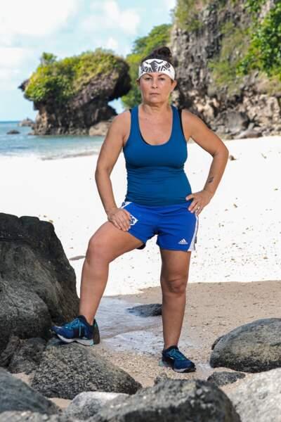 Carole, candidate de Koh-Lanta Les 4 Terres sur TF1