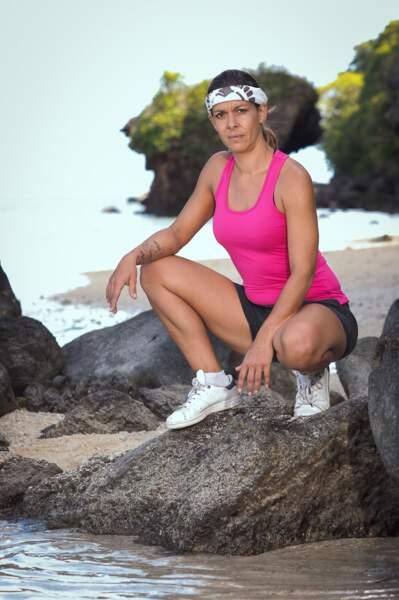 Joaquina, candidate de Koh-Lanta Les 4 Terres sur TF1