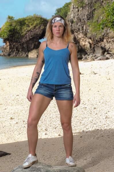 Alix, candidate de Koh-Lanta Les 4 Terres sur TF1