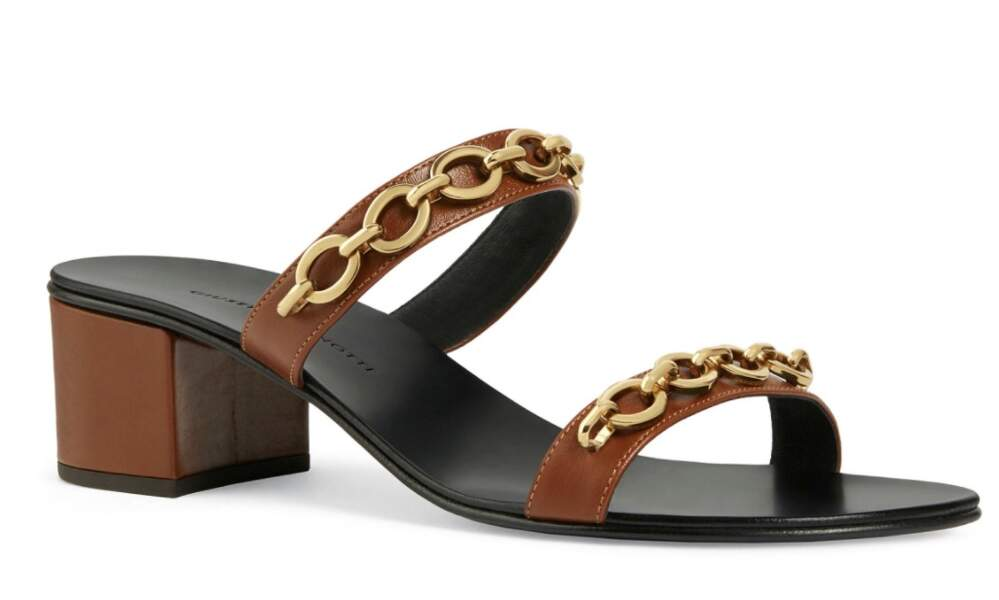 Sandales, 348€, Giuseppe Zanotti