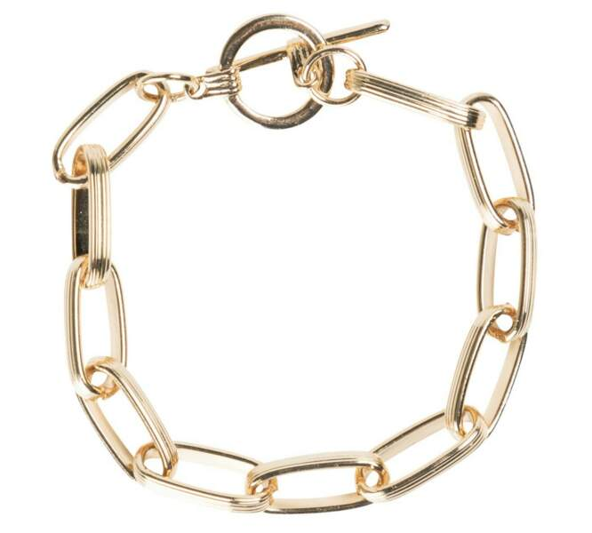 Bracelet à chaînons, 30€, Day Off
