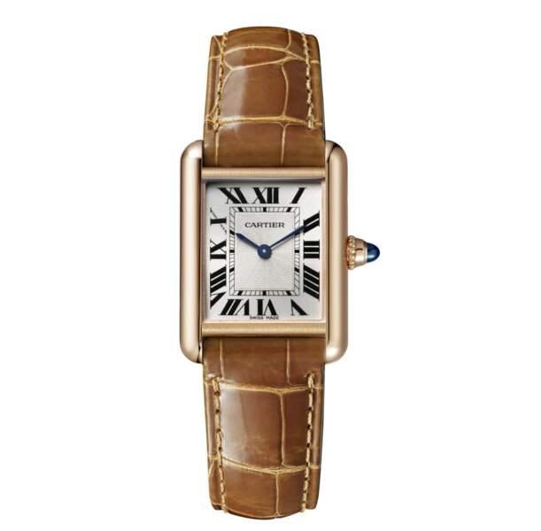 Montre, prix sur demande, Cartier