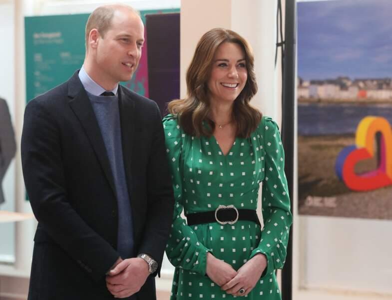 Kate Middleton et William