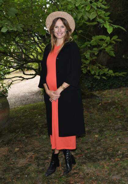 Ana Girardot est enceinte de son premier enfant