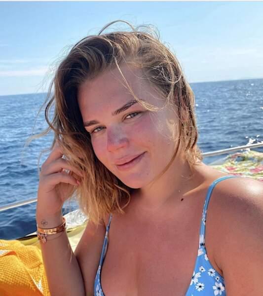 Camille Gottlieb, la fille de Stéphanie de Monaco, se dévoile régulièrement sur Instagram.