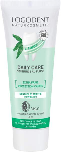 Daily Care Extra Care Protection Caries, Logona, 3,75€, onatera.com