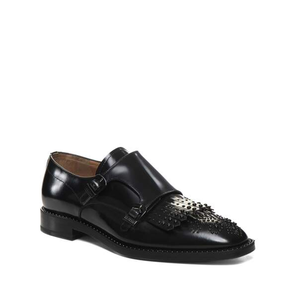 Derby double boucle « Beck », 610€, Fratelli Rossetti