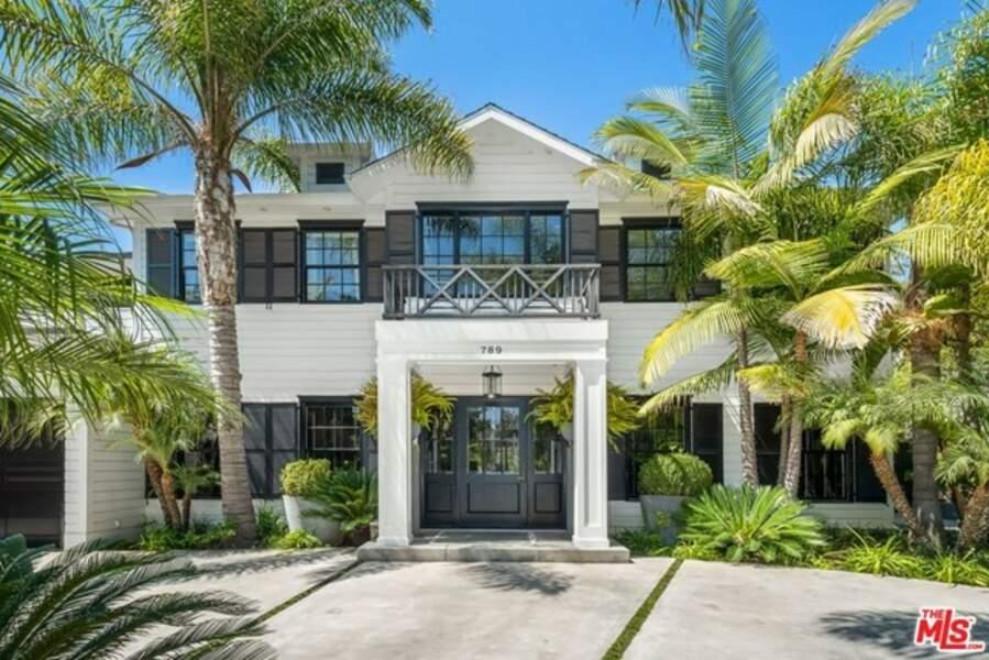 Laeticia Hallyday met en vente sa luxueuse villa de Los Angeles pour 15 millions d'euros