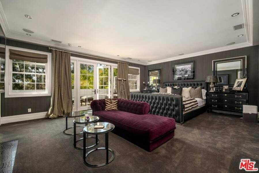 Le manoir Hallyday dispose de sept chambres