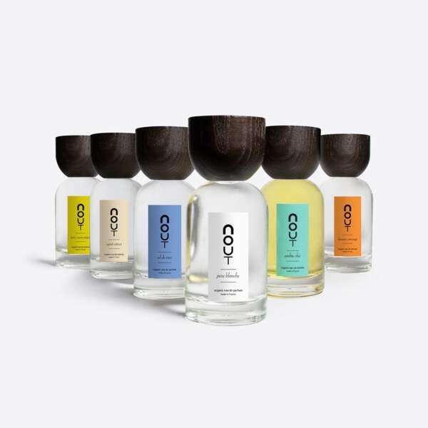 Nout, nouvelle marque de parfum de luxe engagée et certifiée bio