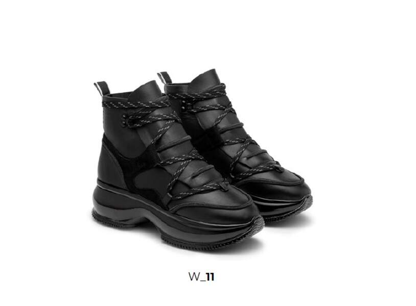 Boots, 615 € Hogan.