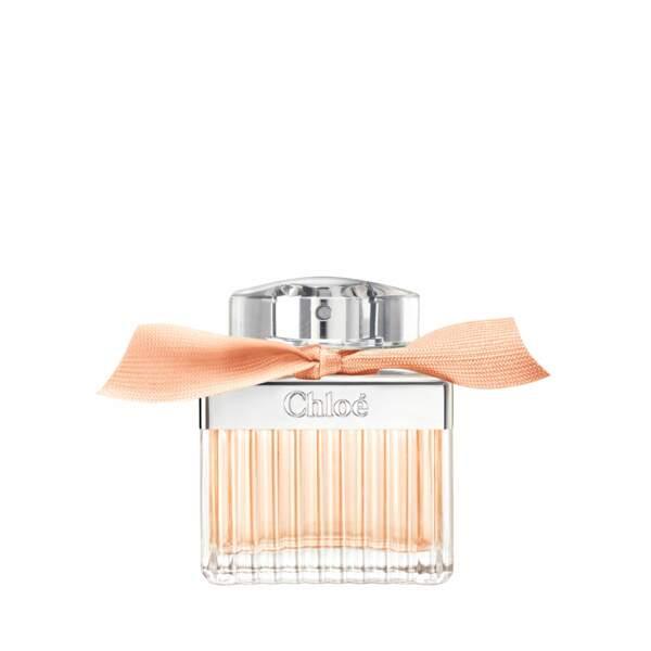 Rose Tangerine, Chloé (Eau de Toilette, 75 ml, 99 €, en parfumeries ).