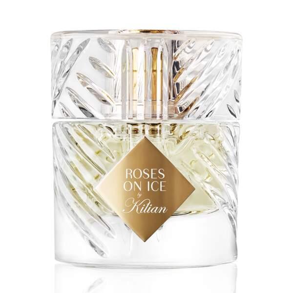 Roses on Ice, By Kilian (Eau de Parfum, 50 ml, 180 €).