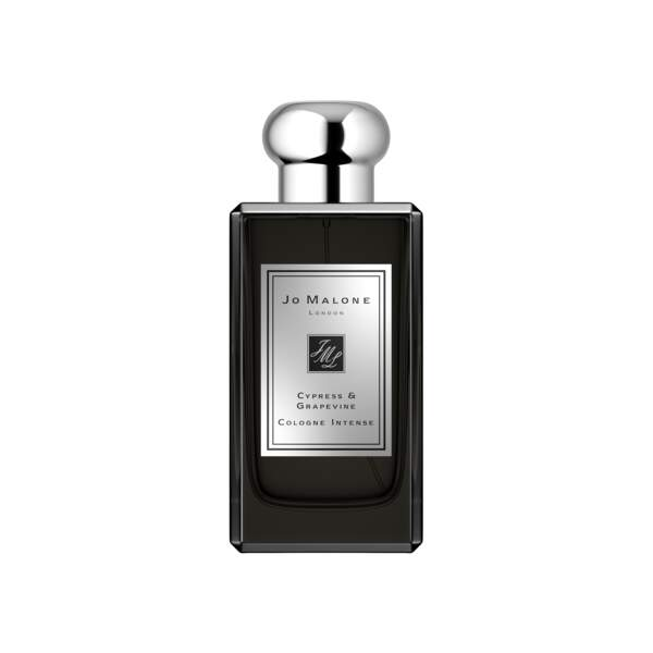 Cypress & Grapevine, Jo Malone (Eau de Toilette, 100 ml, 110 €, chez Sephora)