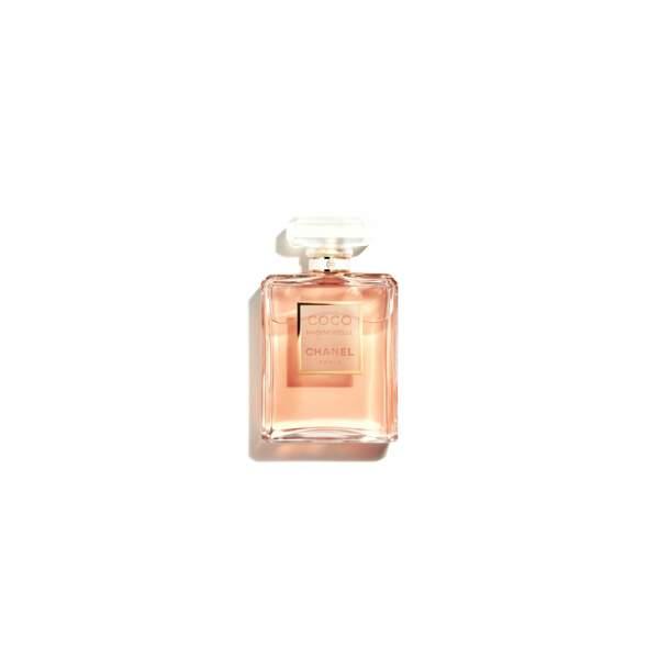 Coco Mademoiselle, L'Eau Privée de Chanel (l'Eau de Toilette, 100 ml, 113 €, en parfumeries)