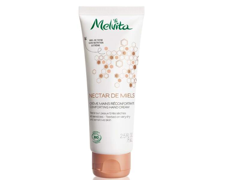 Nectar de Miel, Melvita, 12€