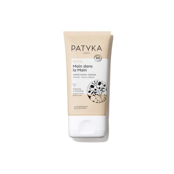 Crème Main dans la Main, Patyka, 9,90€