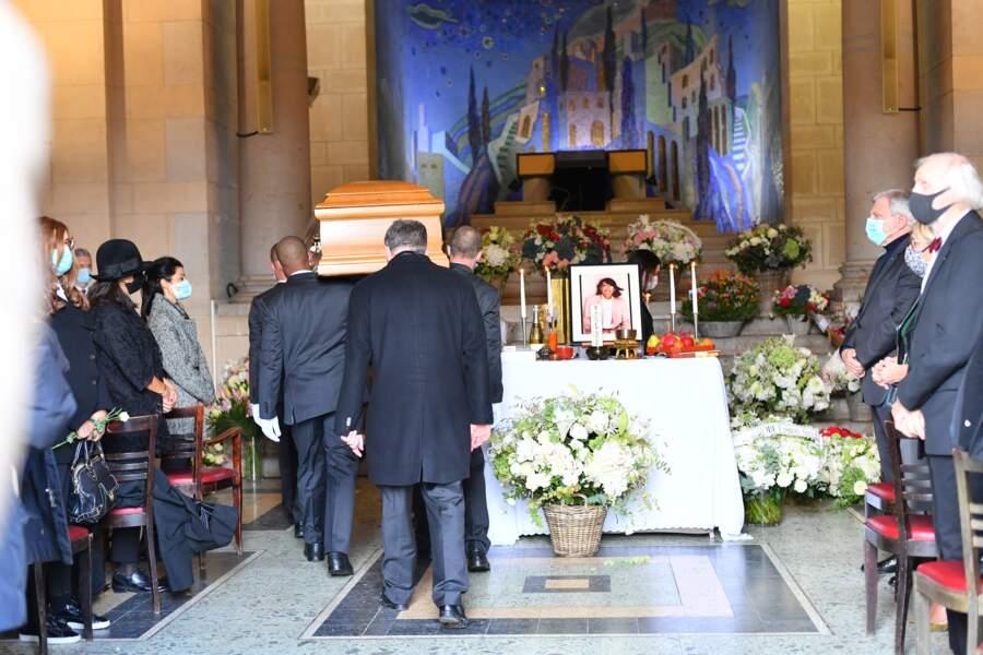 Ce 9 octobre 2020, se déroulaient les funérailles de Kenzo Takada au cimetière du Père Lachaise, à Paris.