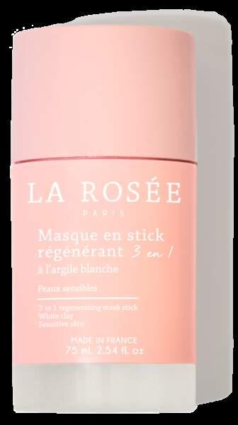 Masque en stick, La Rosée, 16,90€