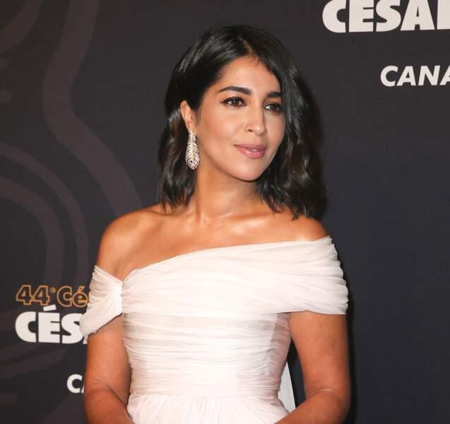 Leila Bekhti le wavy sexy