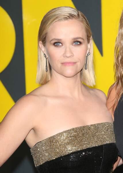 Reese Witherspoon et son célèbre blond version lisse
