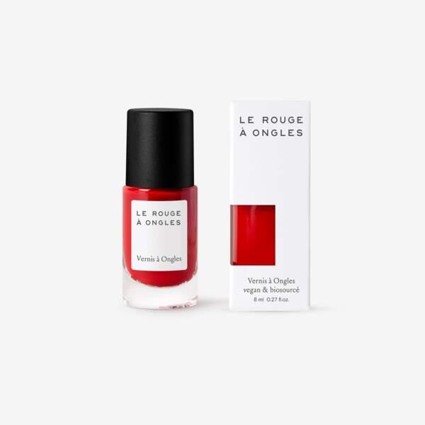 Le Vernis Montmartre, Le Rouge à Ongles, 19€