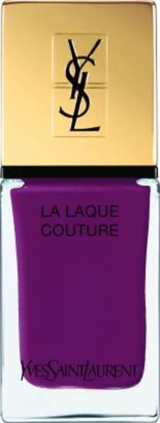 La Laque Couture Wild Lilac, Yves Saint Laurent, 25,50€