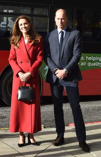 Kate et William prennent la pose