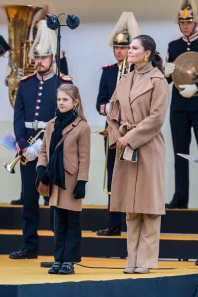 Victoria et Estelle de Suède, deux princesses très tendances