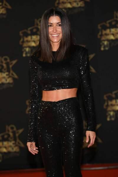Jenifer a fait sensation avec cet ensemble Oud Paris aux NRJ Music Awards en 2018.