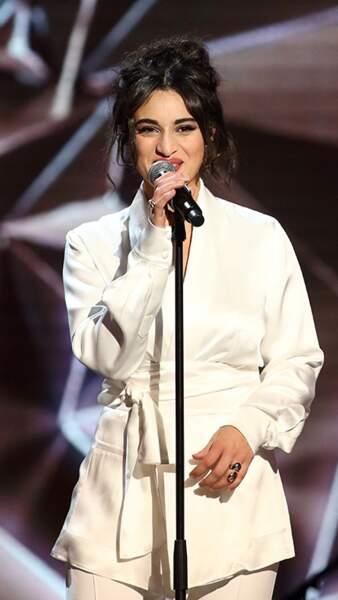 La chanteuse Camélia Jordana est une grande fan de la marque