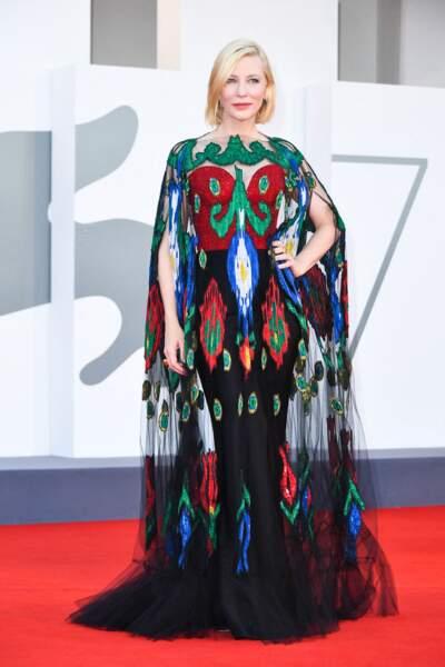 Et Cate Blanchett.