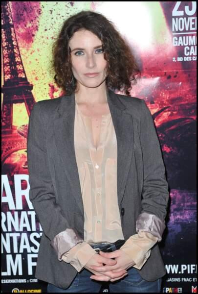 Elsa Lunghini en 2011 à la première édition du Paris International Fantastic Film Festival.