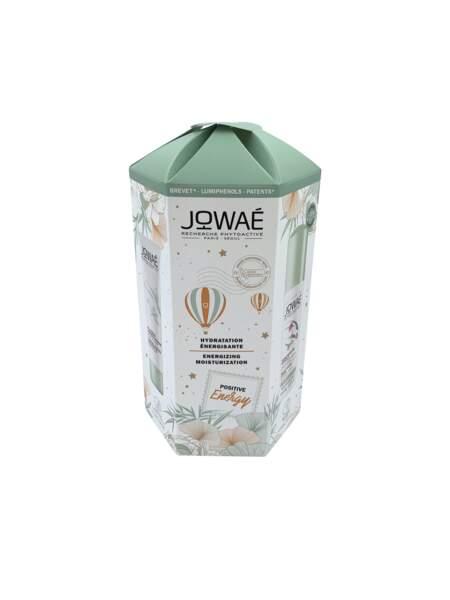 Coffret Hydratation, Jowae, 14,90€, en pharmacies et parapharmacies
