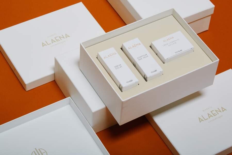 Coffret Expert Anti-âge, Alaena, 245€, sur alaena-cosmetique.com