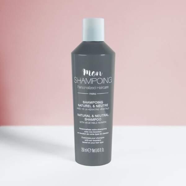 Shampoing naturel, Mon Shampoing, 24 €
