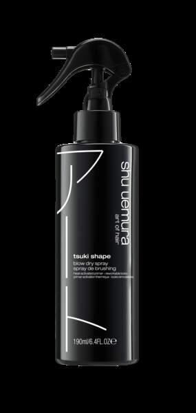 Tuki Shape Spray de Brushing, Shu Uemura Art of Hair, 36 €