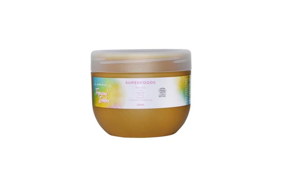 Tropical Détox, soin capillaire 4 en 1, Les Secrets de Loly, 26,90 €