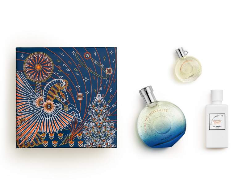 Coffret Eau de Parfum L'Ombre des Merveilles, Hermès, 132 €
