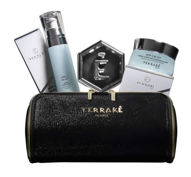Le Vanity Essentiel Hydratation, Terraké, 120 €