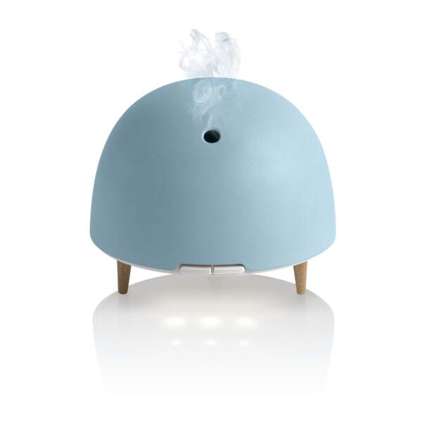 Spoutnik, Diffuseur Humidificateur Ultrasonique - Puressentiel, 58,50€