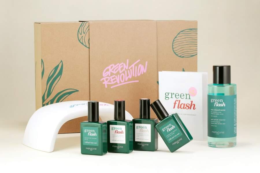 Coffret Green Revolution, Manucurist, 85 €