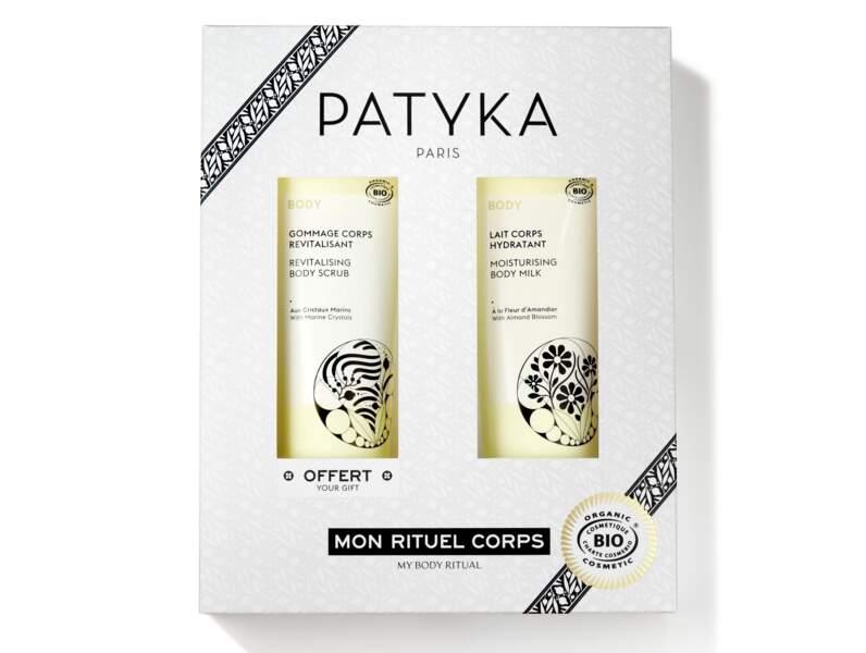 Mon Rituel Corps, Patyka, 26 €