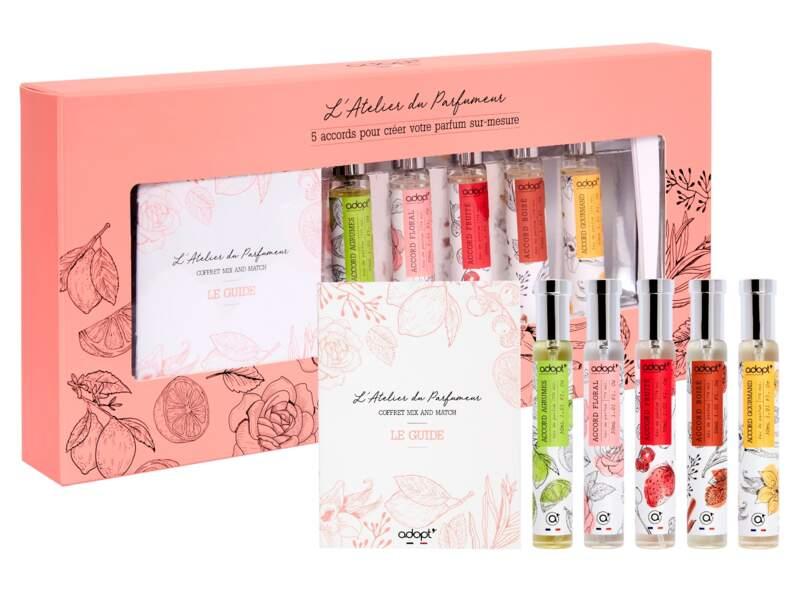 Coffret Mix and Match L'Atelier du Parfumeur, adopt', 29,95 €