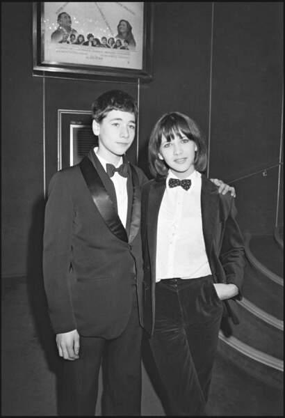 En 1980, la France découvre la jeune Sophie Marceau, alors âgée de 14 ans, dans La Boum