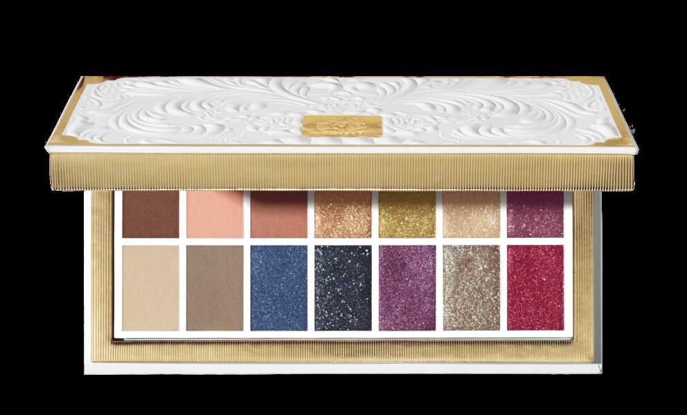 Palette Edge of Reality, KVD Vegan Beauty, 45 €, en exclusivité sur sephora.fr.