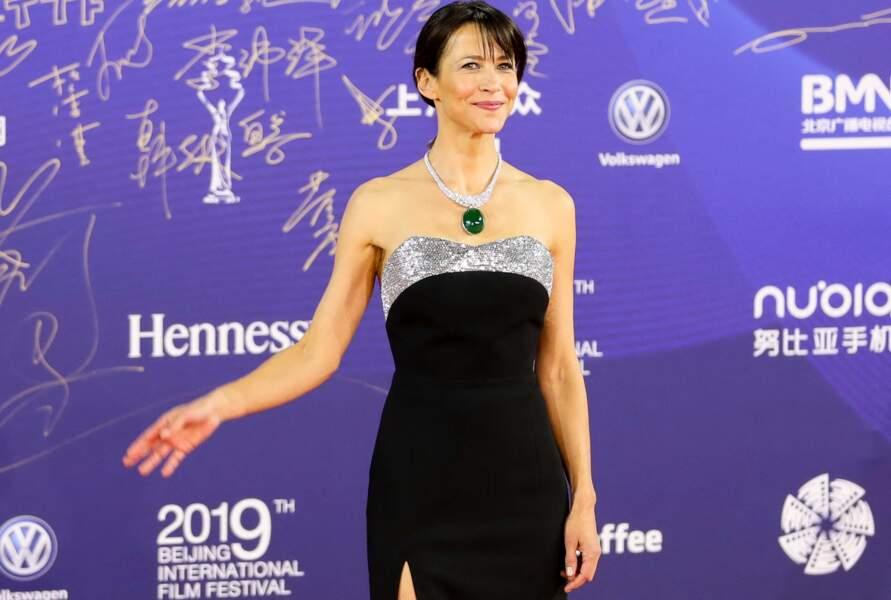 Sophie Marceau, 54 ans et toujours aussi resplendissante