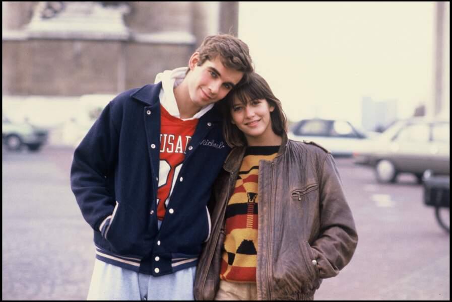 En 1982, La Boum 2 confirme le statut de star de la jeune Sophie Marceau qui devient une véritable icône