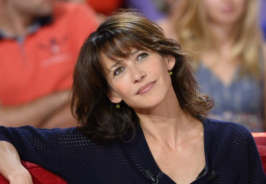 Sophie Marceau, une actrice sublime au naturel